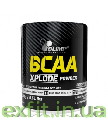 Olimp BCAA Xplode(280 грамм)