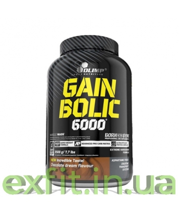 Olimp Gain Bolic 6000 (3,5 кг)