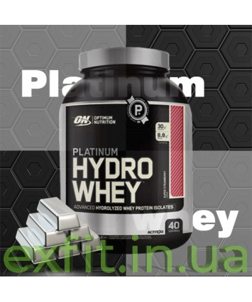 Optimum Nutrition Platinum Hydro Whey (1,6 кг)