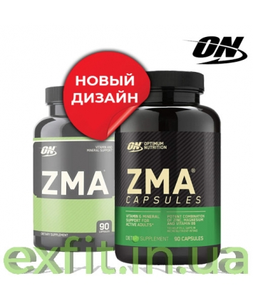 Optimum Nutrition ZMA (90 капсул)