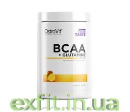 BCAA+Glutamine(500 грамм)