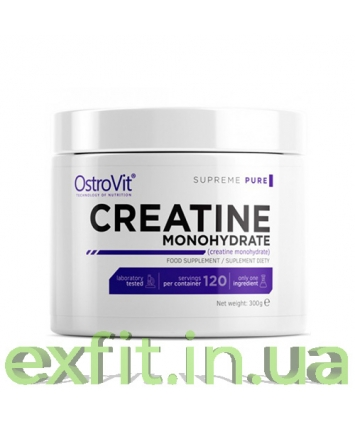 OstroVit Creatine Monohydrate (300 грамм)