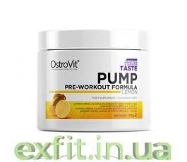 PUMP Pre-Workout Formula (300 грамм)
