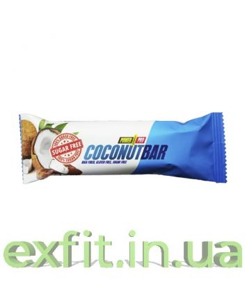 Power Pro Coconut Bar (sugar free) 50 грамм