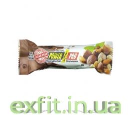 Батончик 32% Nutella (sugar free) 60 грамм
