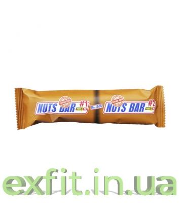 Power Pro Nuts Bar (sugar free) 70 грамм