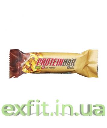 Power Pro Protein Bar (жареный орех с карамелью) 60 грамм