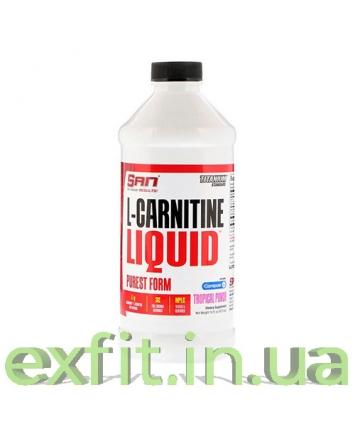 SAN L-Carnitine Liquid (473 мл)