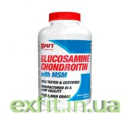 Glucosamine Chondroitin with MSM (180 таблеток)