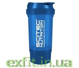 Shaker 500 Travel синий (500 мл)