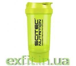 Shaker 500 Travel зелёный (500 мл)