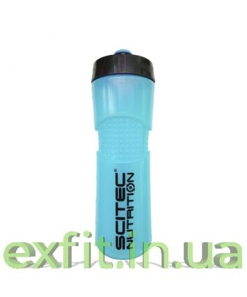 Scitec Nutrition Bidon Bike Bottle (650 мл) голубой