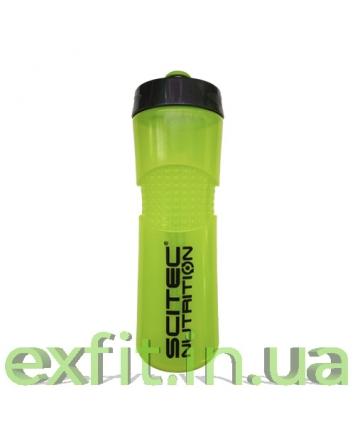 Scitec Nutrition Bidon Bike Bottle (650 мл) зелёный