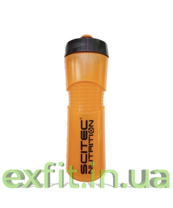 Scitec Nutrition Bidon Bike Bottle (650 мл) оранжевый