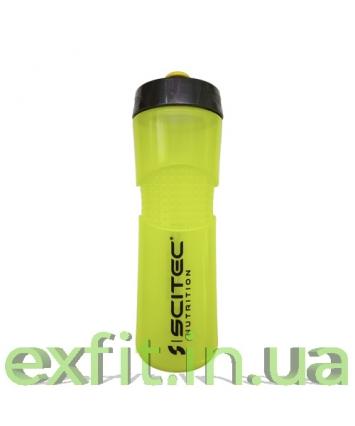 Scitec Nutrition Bidon Bike Bottle (650 мл) жёлтый