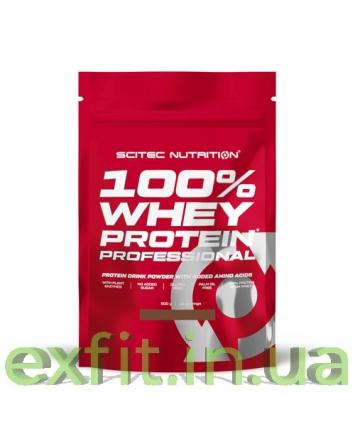Scitec Nutrition 100% Whey Protein Professional (500 грамм)