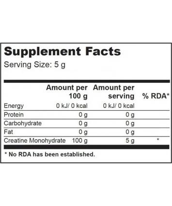 Scitec Nutrition 100% Creatine Monohydrate (1 кг)