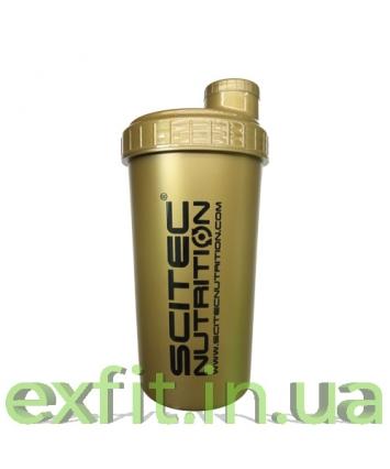 Scitec Nutrition Шейкер Gold (700 мл) золотистый