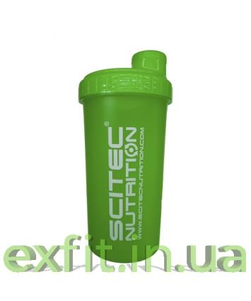 Scitec Nutrition Шейкер Neon (700 мл) зелёный