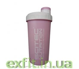 Шейкер Pink (700 мл) розовый