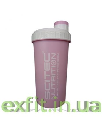 Scitec Nutrition Шейкер Pink (700 мл) розовый
