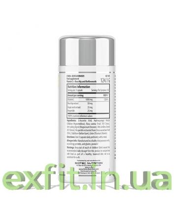 Scitec Nutrition Vitamin C-1000 + bioflavonoids (100 капсул)