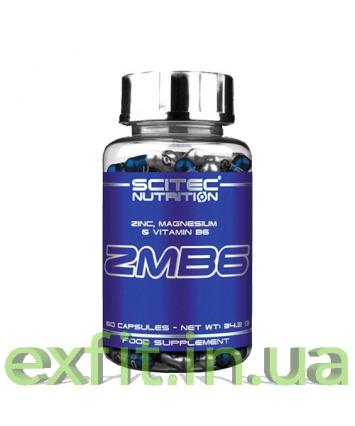Scitec Nutrition ZMB6 (60 капсул)