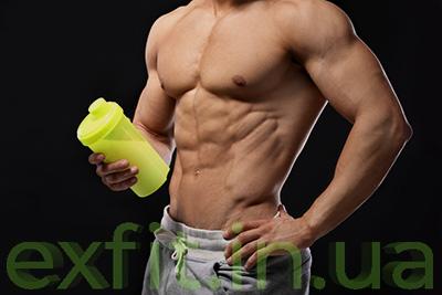 Белковый коктейль, протеиновый коктейль, спортивное питание-протеин